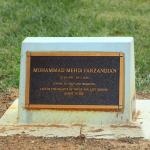 AM Muslim Plaque Farzandian