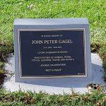 concrete headstone 1