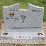 granite headstone 22