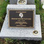 granite headstone 23