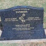 headstone - noble grey